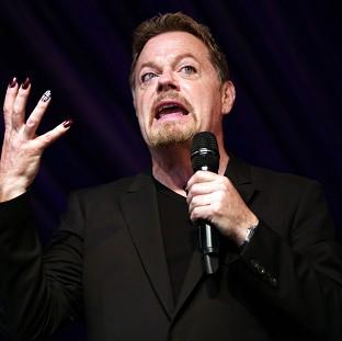 Eddie Izzard is joining a fasting campaign which aims to high