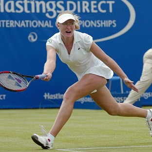 Elena Baltacha has vowed to fight liver cancer