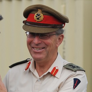 General Lord Richards has urged Nato leaders to honour the commitments made to the Afghan people