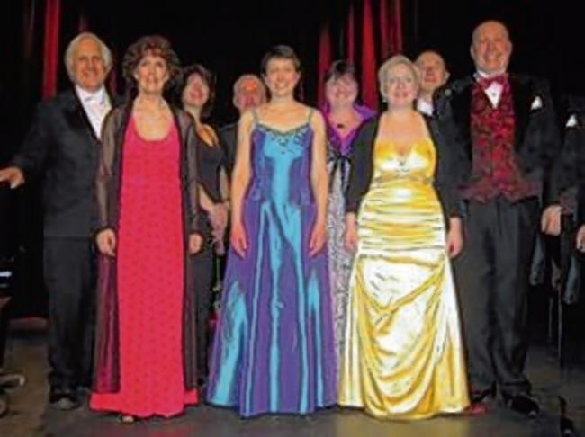Opera and More to entertain for charity at The Quay Theatre