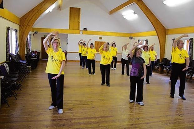 Halstead Gazette: Find peace of mind with the Essex Tai Chi Academy