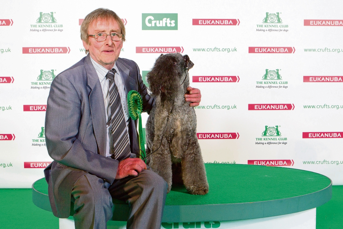 Crufts victory proves every dog has its day
