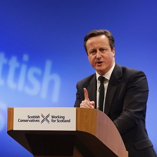 Cameron hints at more devolution