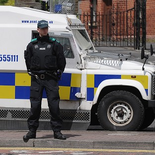 PSNI officers warned afte