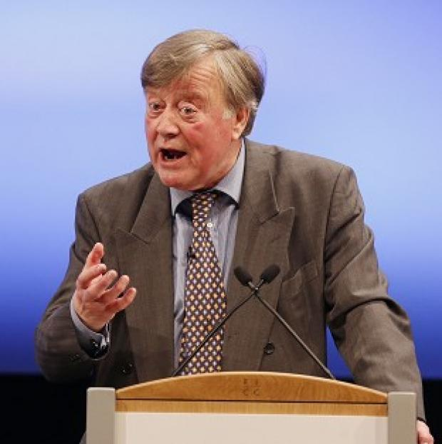 "Halstead Gazette: Ken Clarke says he would feel ""diminished"" if Scotland left the UK"