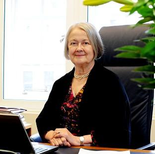 Lady Hale, deputy president of the Supreme Court, said di