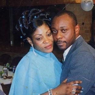 Jimmy Mubenga, pictured with his wife Adrienne Makenda Kambana, died while being restrained on a flight back to