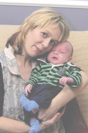 Mum-of-three Lisa Stock, who gave birth to son Henry at the hospital, is among those concerned about its future