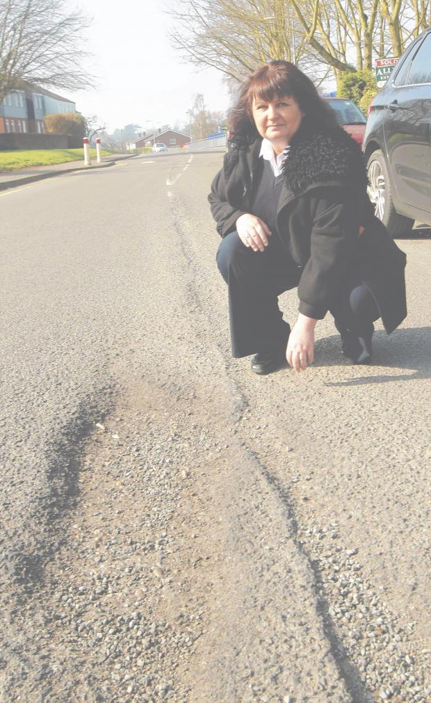 "Halstead Gazette: Braintree's ""worst"" road will NOT be repaired as a matter or urgency"
