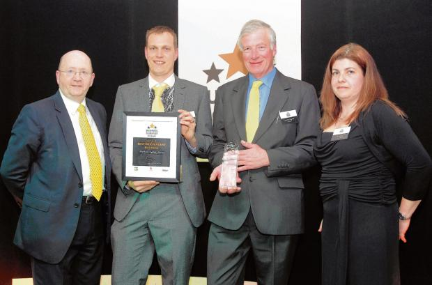 Halstead traders recognised at district's Business Excellence Awards