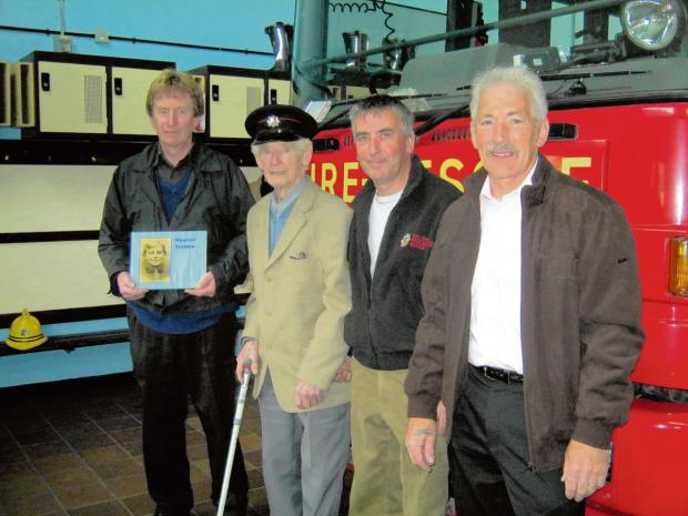 Halstead reflects on career of retired fireman