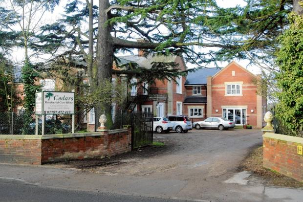 Dementia care home makes improvements after inspection report