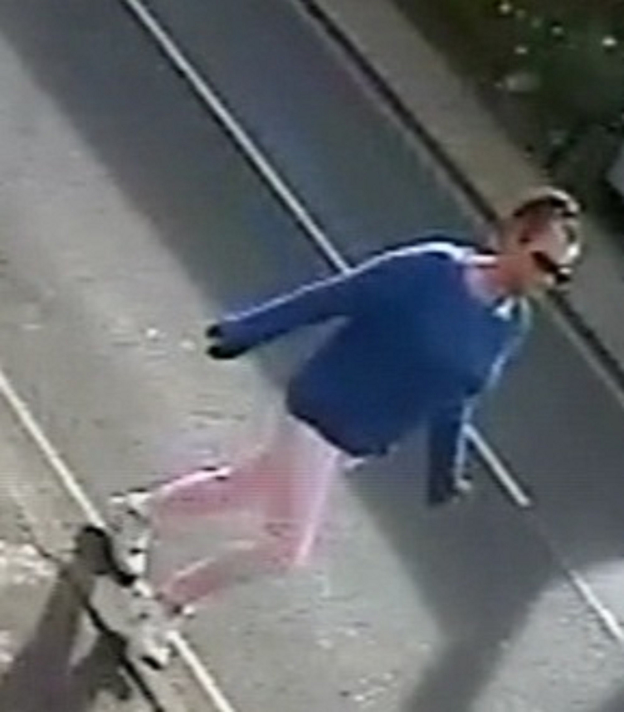 Police have released this CCTV image of a woman captured near to the victim's home. Anyone who knows this woman should get in touch with police.
