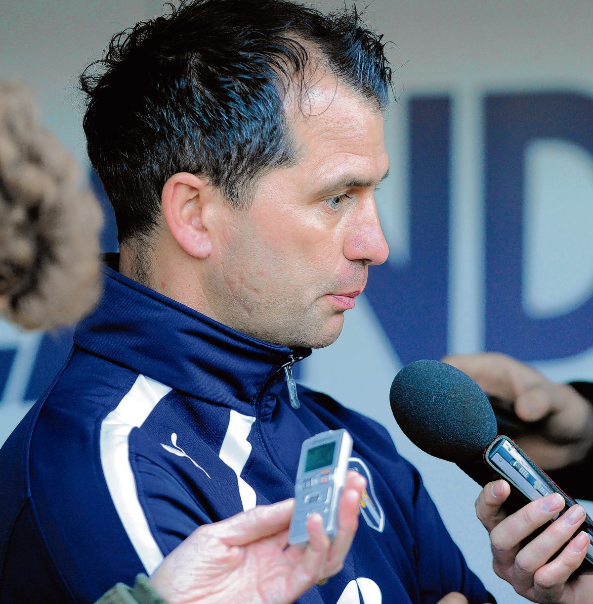 Movement - U's boss Joe Dunne is closing in on bringing new faces to Colchester United.