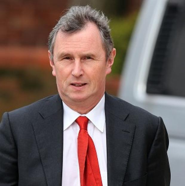 Halstead Gazette: Former deputy speaker of the House of Commons Nigel Evans is giving evidence in his sex offences trial at Preston Crown Court
