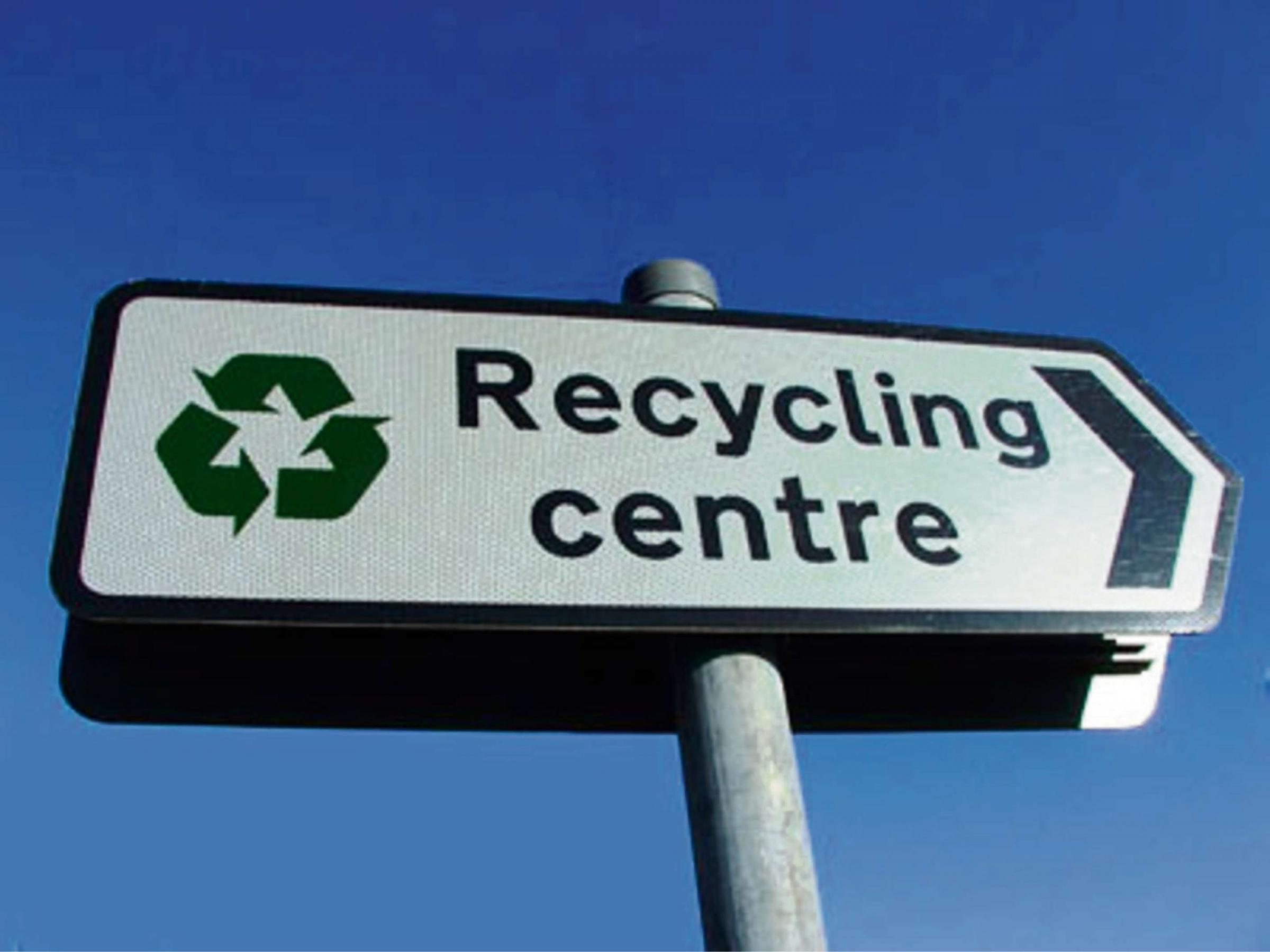 Last chance to have your say on future of recycling centres
