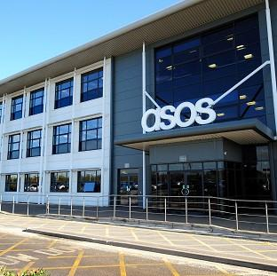 Halstead Gazette: ASOS says it is keeping its sights on the long-term picture after expansion costs sent half-year profits plunging