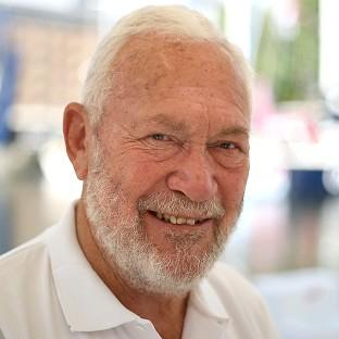 Halstead Gazette: Sir Robin Knox-Johnston last competed in the Route de Rhum Transatlantic race in 1982