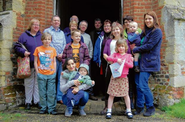 Halstead Gazette: Get ready for a mission possible at St Nicholas Church