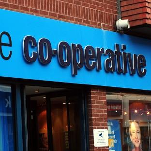 Halstead Gazette: The Co-op's banking arm has reported a �1.3 billion loss.