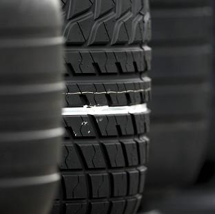 About 1.5 million drivers have purchased tyres ille