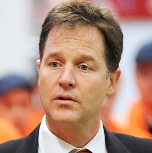 Deputy Prime Minister Nick Clegg is to announce plans for up to three garden cities