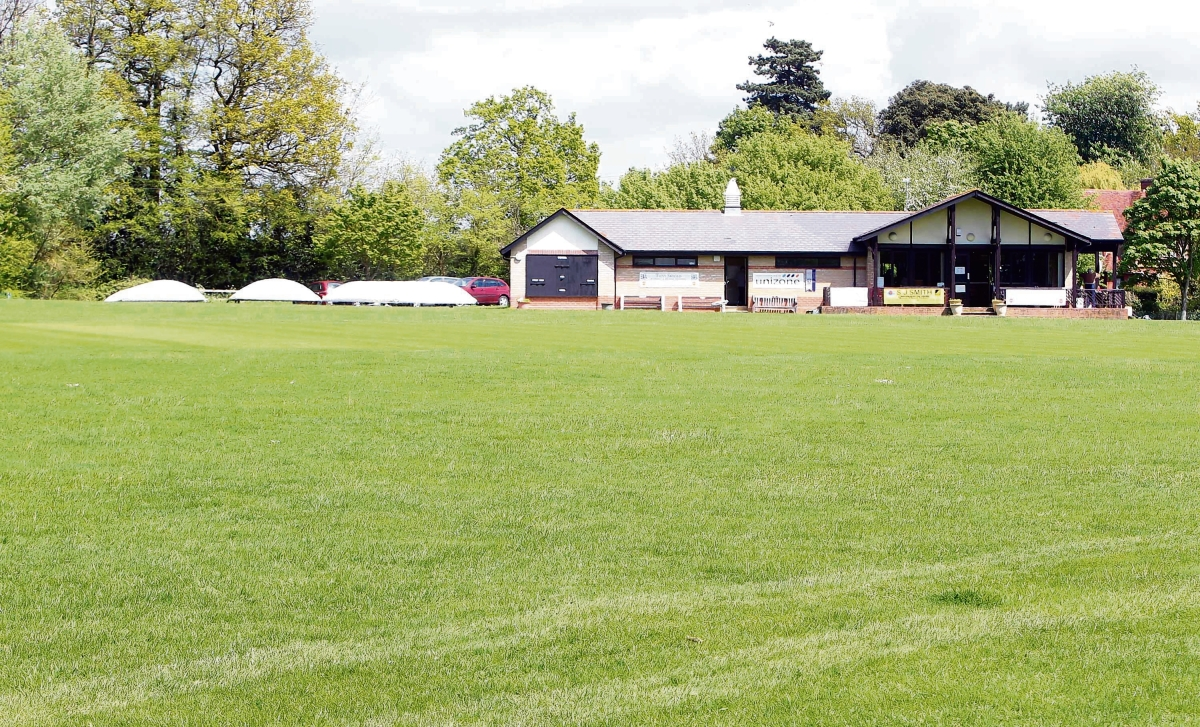 Funding boost for cricket club