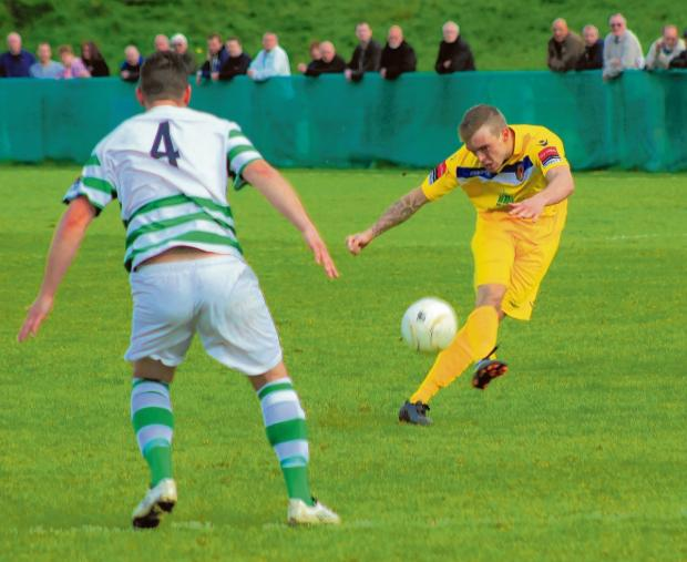 Newby's late strike wins play-off for Witham