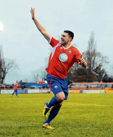 Sean Marks - netted twice for Braintree