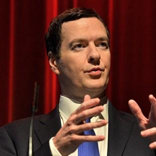 Halstead Gazette: Monthly figures provided better news for George Osborne