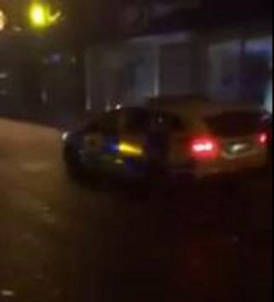 VIDEO: Whoop whoop! Is this da sound of Essex Police?
