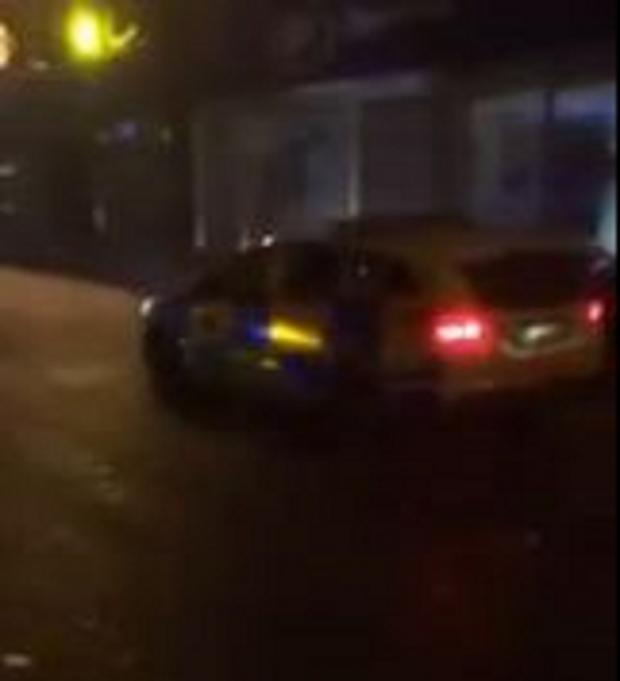 Halstead Gazette: VIDEO: Whoop whoop! Is this da sound of Essex Police?
