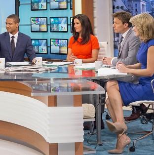 ITV's new Good Morning Britain show pulled in 800,000 viewers compared with 1.5 million for the