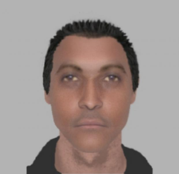 An efit image of the courier who collected the £1,800 from the Maldon victim. The man was said to be aged in his 20s and wore black clothing. Anyone who recognises him should contact the Operation Seaford team at Essex Police on 101.