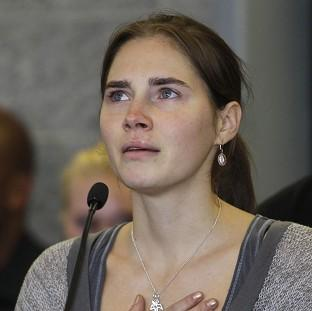 Halstead Gazette: Amanda Knox insisted she is innocent of the murder of British student Meredith Kercher and will appeal against an Italian court decision (AP)