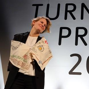 Halstead Gazette: Laure Prouvost was the winner of last year's Turner Prize