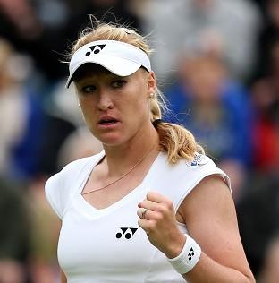 Former British number one Elena Baltacha died on Sunday