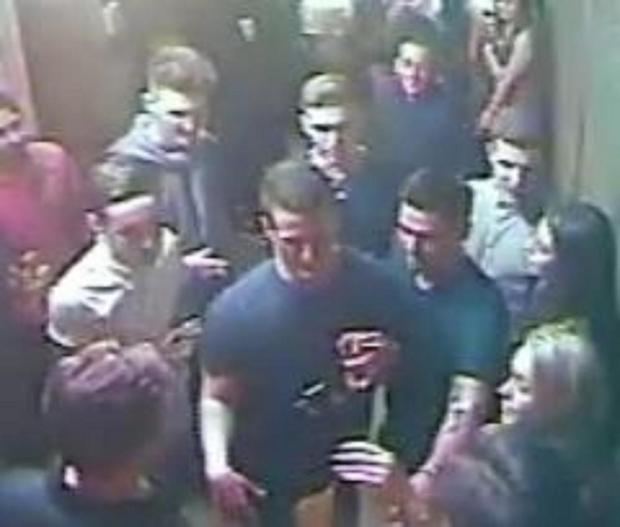 Police hunt attackers who punched man in the eye