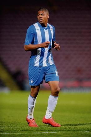 Hat-trick hero - Dominic Smith bagged three goals for Colchester United in their friendly against Southend United.