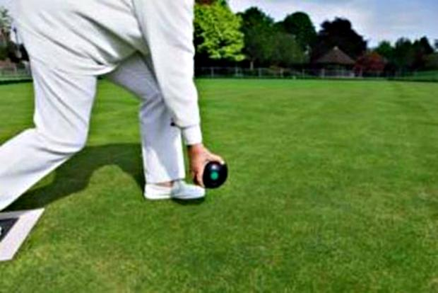 Halstead Gazette: Recognition - Colchester bowls player David Fisher has been picked to represent England at next month's Commonwealth Games.