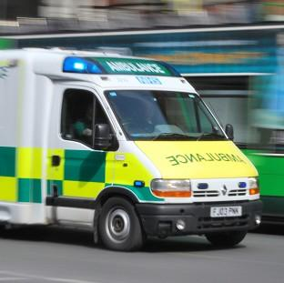 Halstead Gazette: A critical care team from the South Western Ambulance Service was sent to the scene