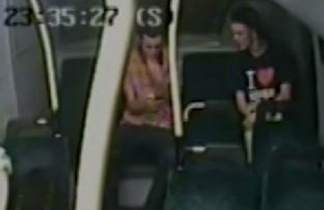 Video: CCTV shows moment murderer finds out teenager Jay Whiston is dead