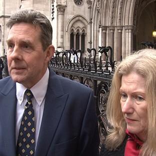 Paul and Sandra Dunham are set to be handed over for extradi