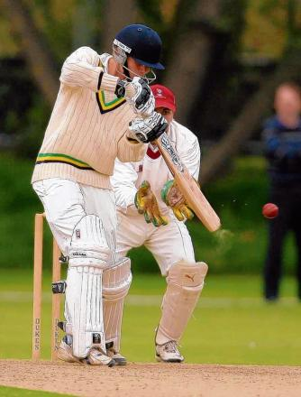 Josh Wells scored 98 as Halstead beat Frinton seconds last weekend.
