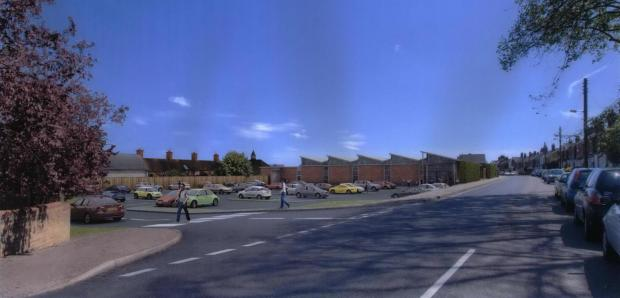 Hopes for new supermarket on factory site fading?