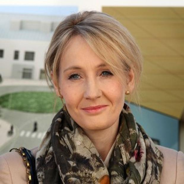 Halstead Gazette: JK Rowling has donated 1 million pounds to the No campaign