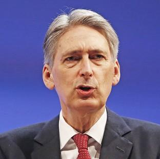 Halstead Gazette: Defence Secretary Philip Hammond insisted recruitment to the reserves is on track
