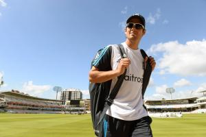 England captain Alastair Cook believes he is still improving as a batsman