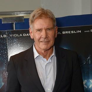 Halstead Gazette: Harrison Ford is being treated in hospital for an ankle injury, a spokesman said (AP)