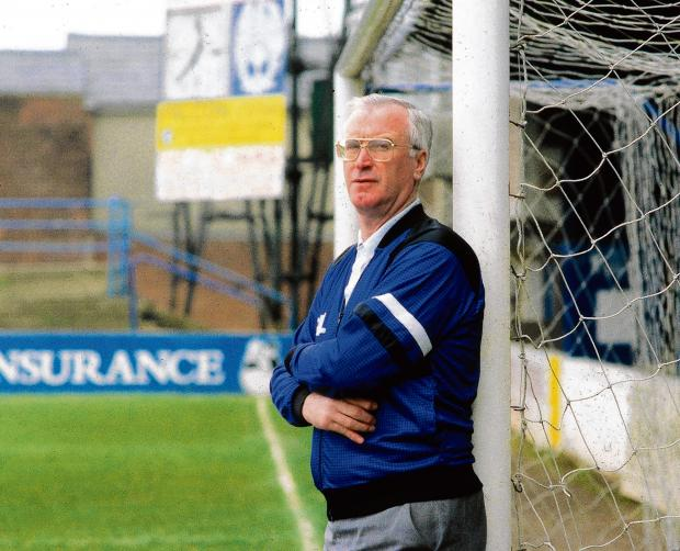 Loved like a father - Jock Wallace defied the odds to help Colchester United stay in the Football League.